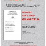 manifesto iniziativa  anpi Chiaravalle domenica 8 Luglio 2012